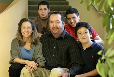 Michael & Janice Weitz and Family