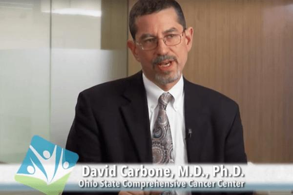 Dr David Carbone hope video