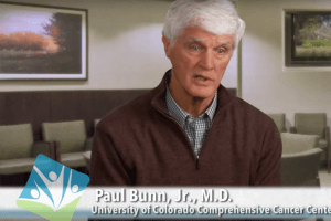 Thumbnail of Second Opinions Video with Dr. Paul Bunn