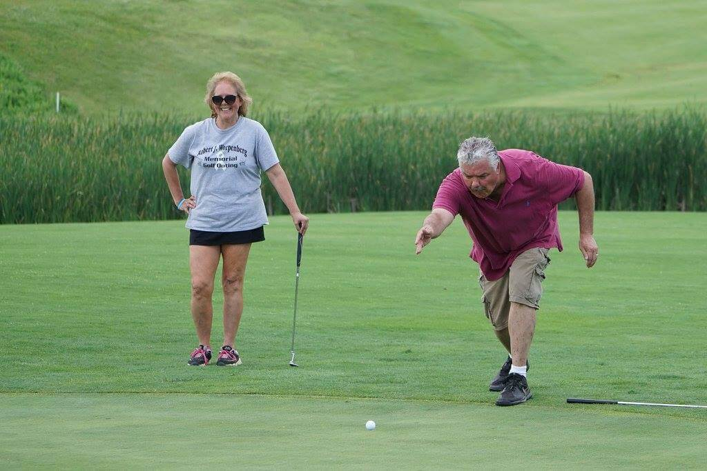 Golf outing fundaiser
