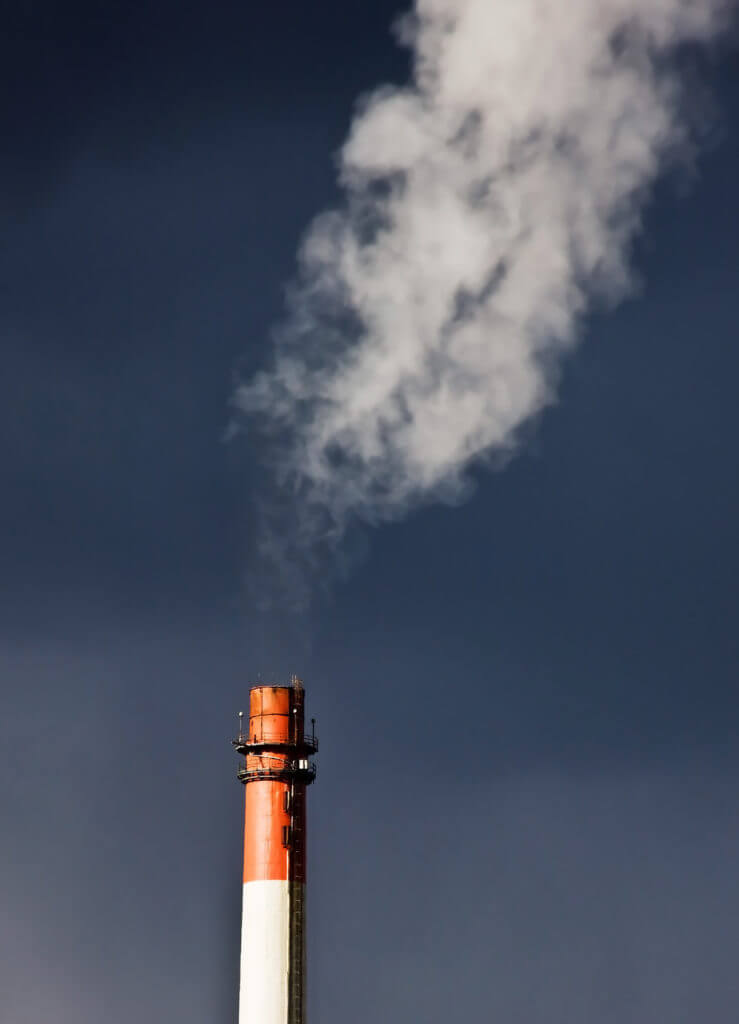 Air Pollution's effects on lung cancer