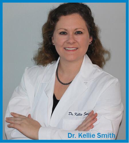 Photo of Dr Kellie Smith