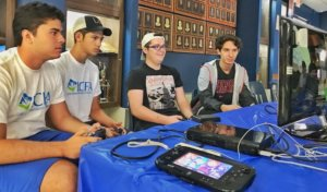 Smash Lung Cancer Video Game Tournament