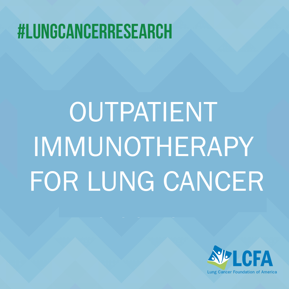 #LungCancerResearch