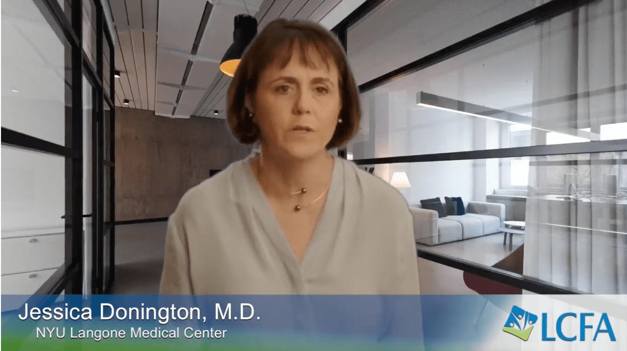 Dr Donington video