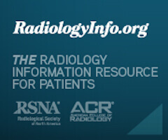 Radiologyinfo.org: The radiology information resource for patients.