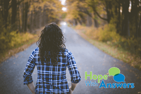 hope with answers journey photo
