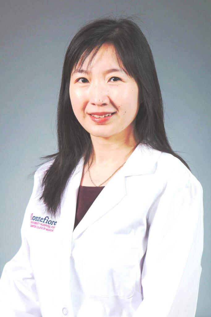 Dr. Haiying Cheng, M.D. PhD