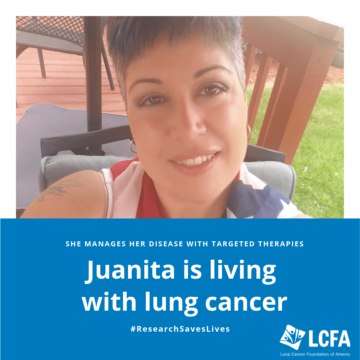 Living-with-lung-cancer through-research