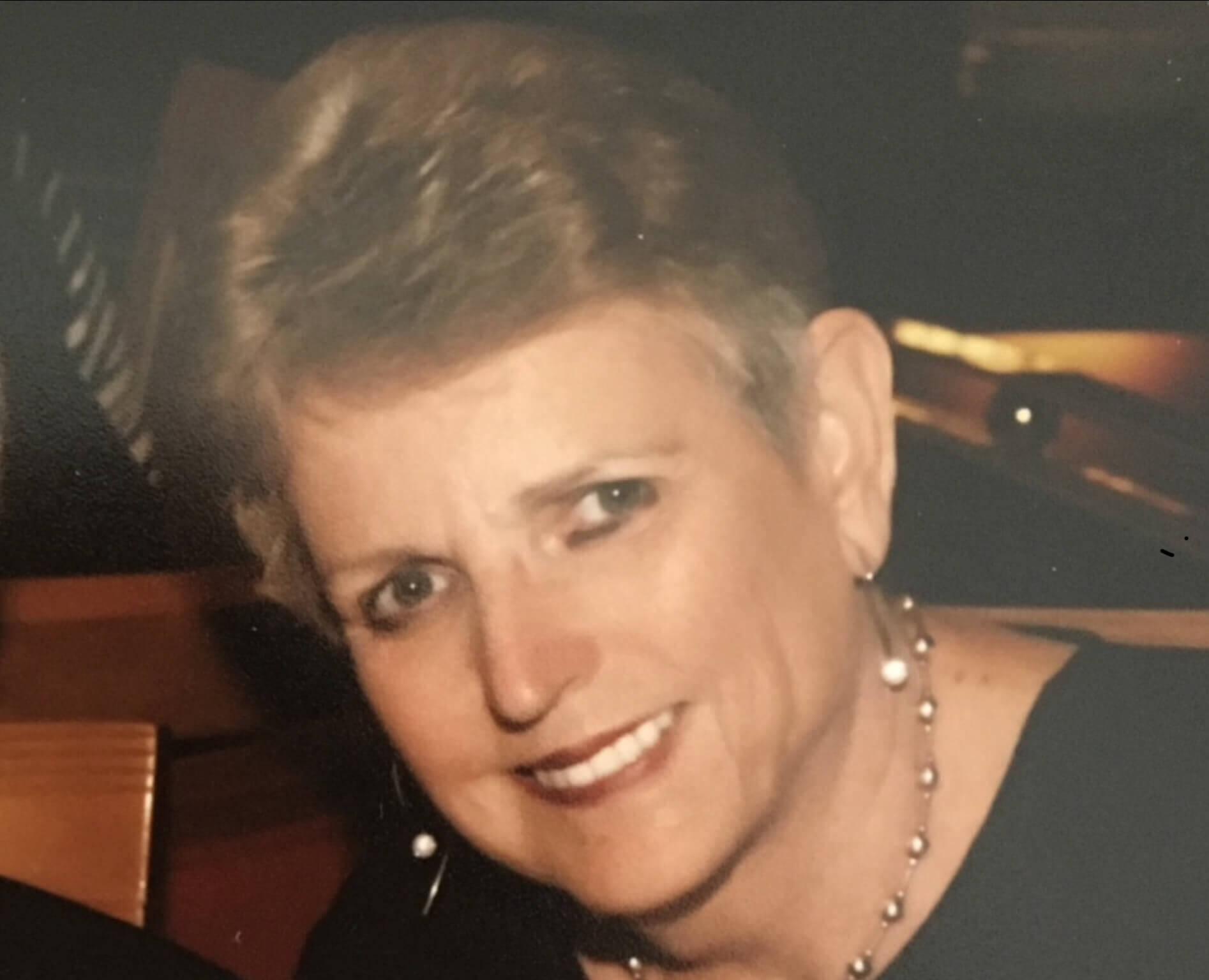 Ginny Hamlin - 4 diagnosis to no evidence of disease