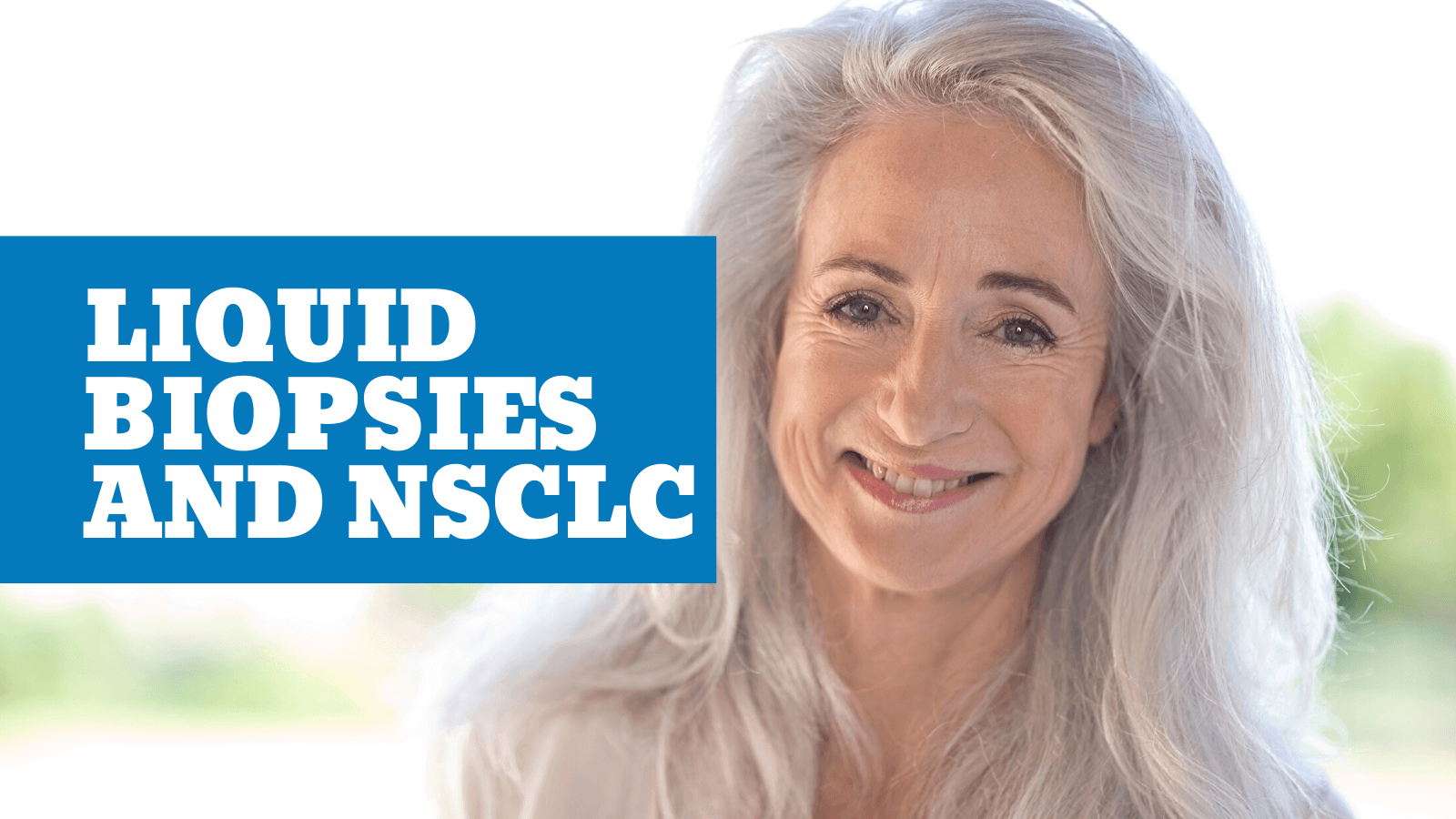 liquid biopsies and nsclc