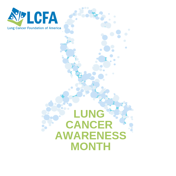 November Is Lung Cancer Awareness Month Lcfa
