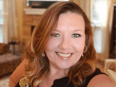 Amy Hollifield EGFR lung cancer patient