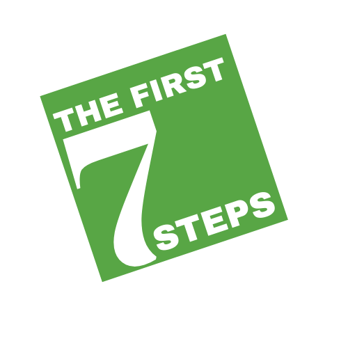 The First 7 Steps logo