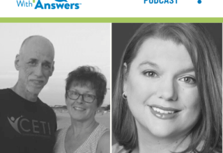 Hope With Answers Living With Lung Cancer Podcast Episode 8.1 cover art