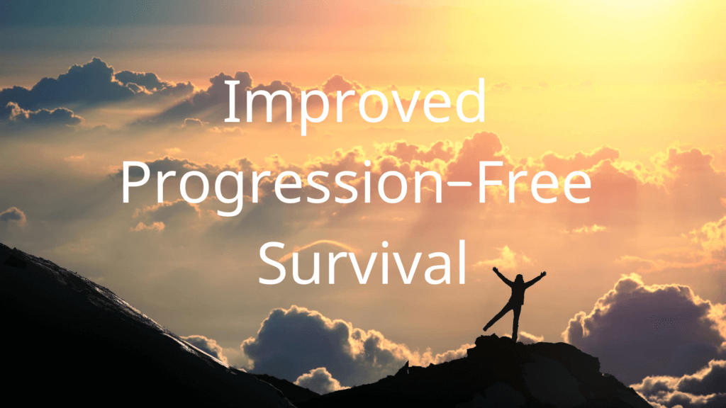 Improved Progression-Free Survival