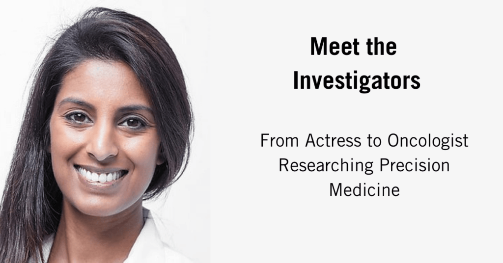 Jarushka Naidoo Young Investigator