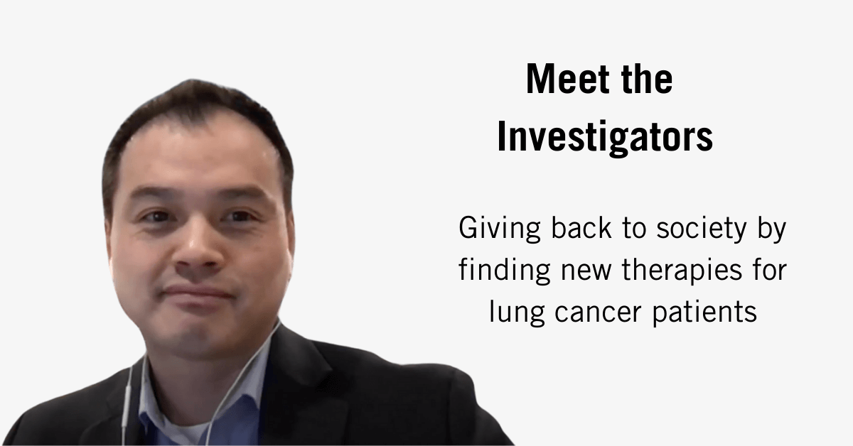 Dr. Vincent Lam