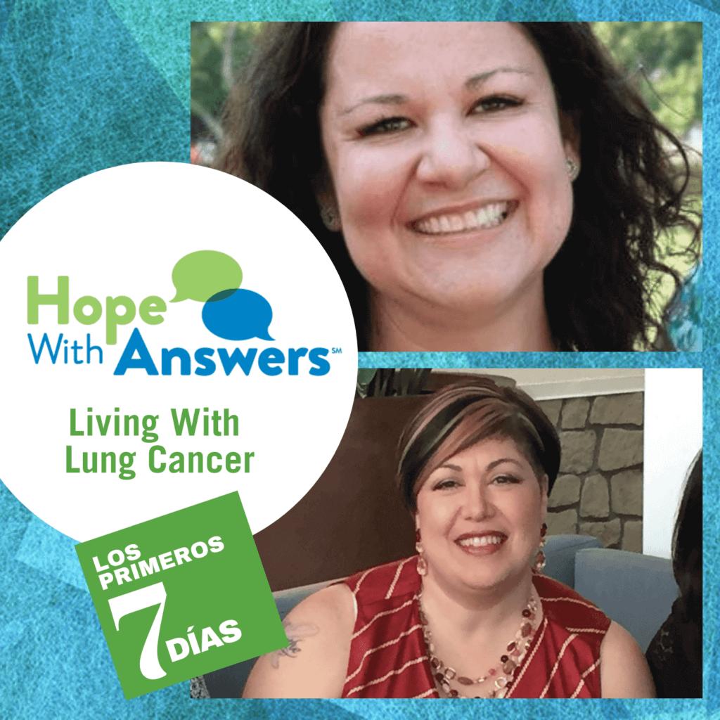 ¿Hablas cáncer? Aprender un nuevo vocabulario sobre el cáncer de pulmón