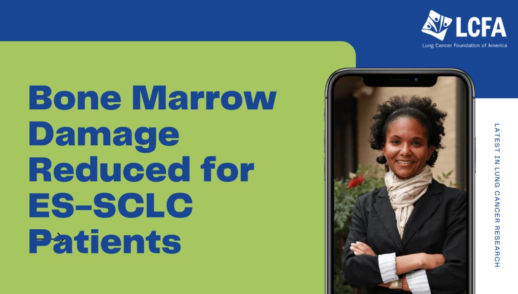 Bone Marrow Damage Reduced for ES-SCLC Patients